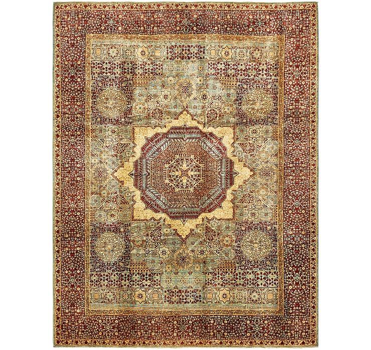 9' 3 x 11' 8 Mamluk Ziegler Oriental...