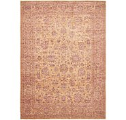 Link to 8' 10 x 12' 2 Over-Dyed Ziegler Oriental Rug