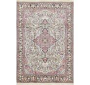 Link to 8' x 11' 4 Kashmir Oriental Rug
