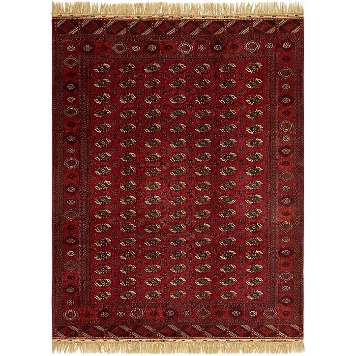 8' 3 x 11' Torkaman Oriental Rug