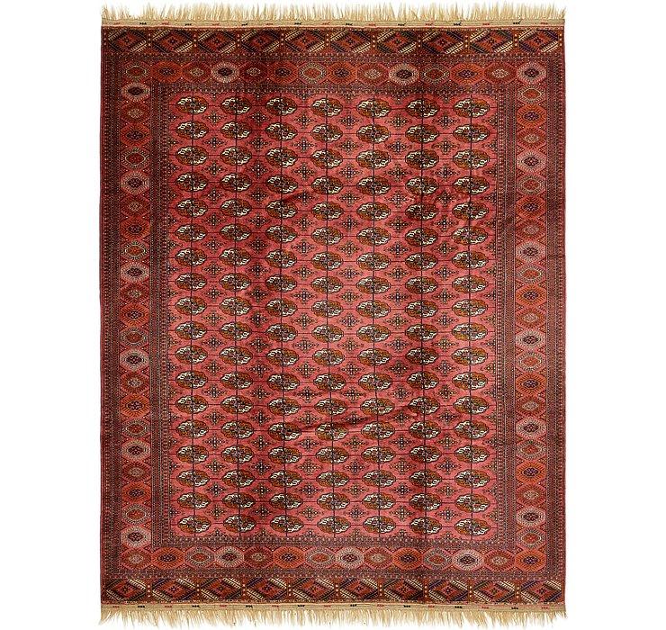 250cm x 335cm Torkaman Oriental Rug