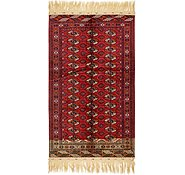 Link to 3' 10 x 6' 9 Torkaman Oriental Rug