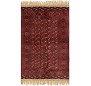 Link to 5' 4 x 8' 4 Torkaman Oriental Rug