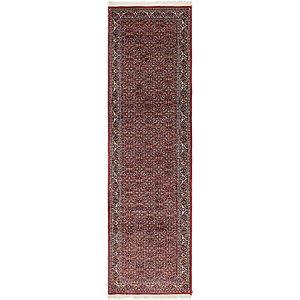 2' 10 x 9' 8 Bidjar Persian Runner Rug