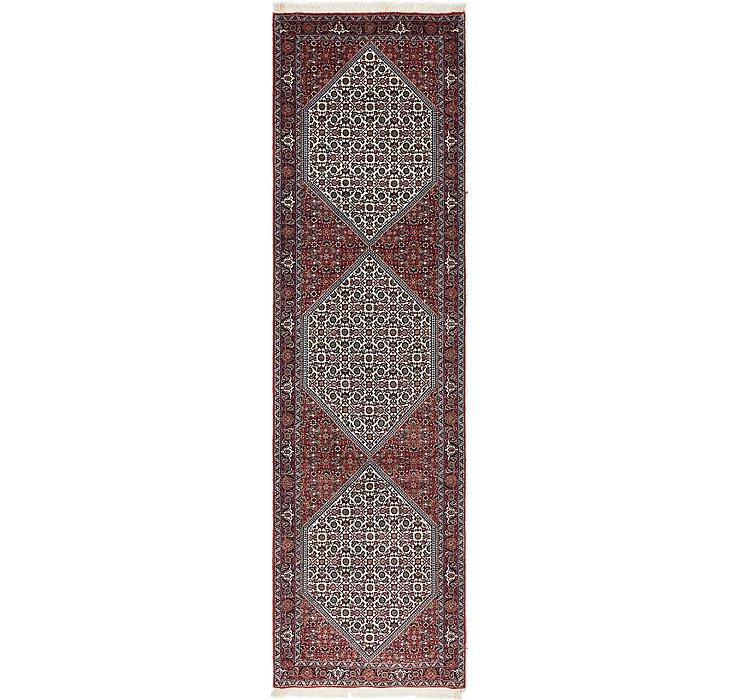 85cm x 305cm Bidjar Persian Runner Rug