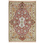 Link to 4' x 6' Kashmir Oriental Rug