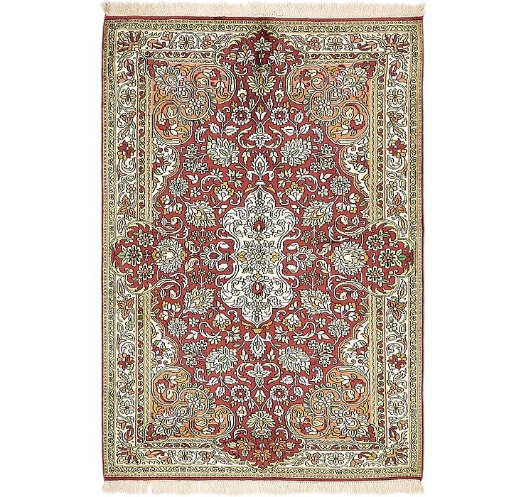 122cm x 183cm Kashmir Oriental Rug