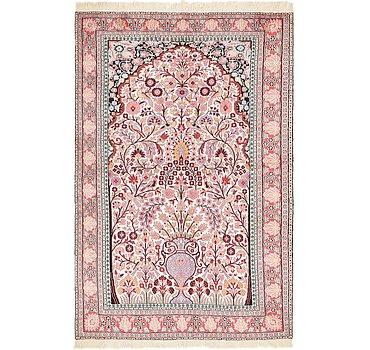 122x188 Kashmir Rug