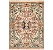 Link to 4' 4 x 6' Kashmir Oriental Rug