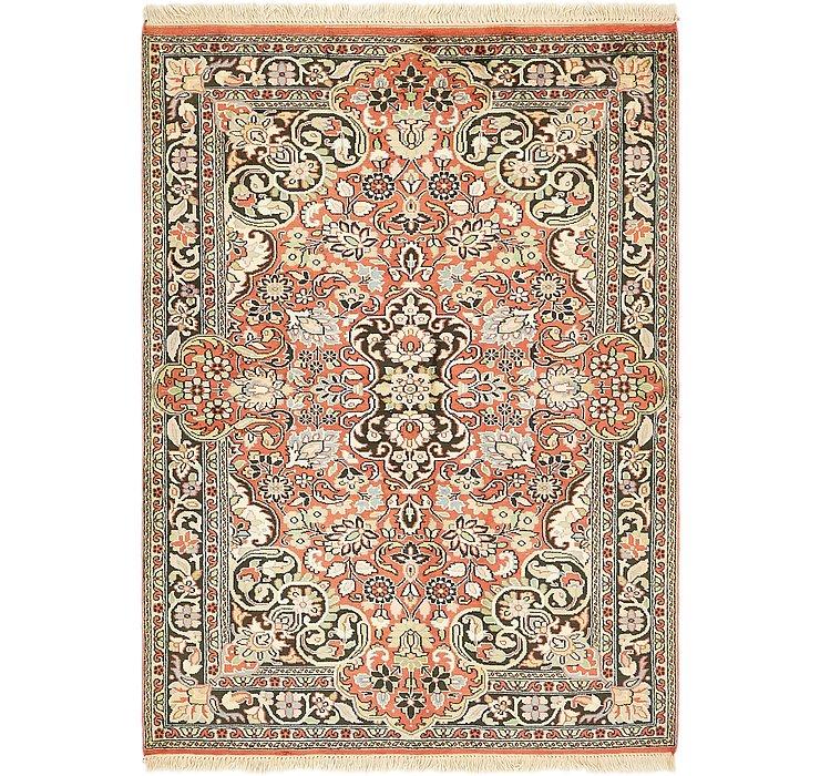 132cm x 183cm Kashmir Oriental Rug