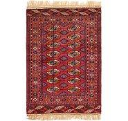 Link to 2' 8 x 4' Torkaman Oriental Rug
