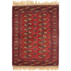 2' 8 x 3' 8 Torkaman Oriental Rug