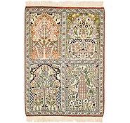Link to 2' x 3' 2 Kashmir Oriental Rug