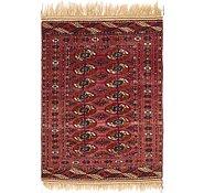 Link to 2' 10 x 4' 4 Torkaman Oriental Rug