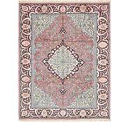 Link to 9' x 12' Kashmir Oriental Rug