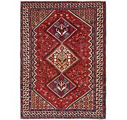 Link to 6' 10 x 9' 9 Shiraz Persian Rug