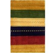 Link to 4' x 6' Kashkuli Gabbeh Oriental Rug