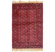Link to 5' 3 x 8' 4 Torkaman Oriental Rug
