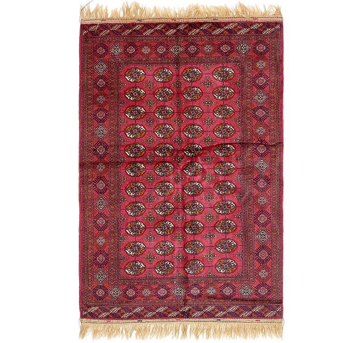 5' 3 x 8' 4 Torkaman Oriental Rug