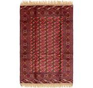 Link to 6' x 9' 5 Torkaman Oriental Rug