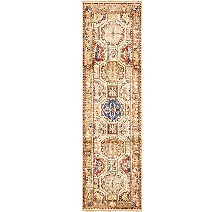 2' 8 x 8' 9 Kazak Oriental Runner Rug