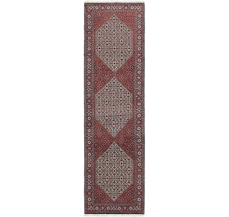 2' 9 x 10' 5 Bidjar Persian Runner Rug