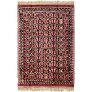 6' x 9' Torkaman Oriental Rug