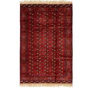 Link to 6' 7 x 10' Torkaman Oriental Rug