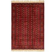 Link to 6' 8 x 9' 9 Torkaman Oriental Rug