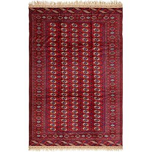 8' 2 x 12' 7 Torkaman Oriental Rug
