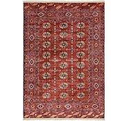 Link to 6' 10 x 10' Afghan Ersari Oriental Rug