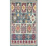 Link to Unique Loom 5' x 8' Santa Fe Rug