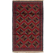 Link to 2' 9 x 4' 7 Balouch Persian Rug