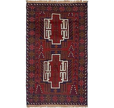 86x145 Balouch Rug