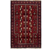 Link to Unique Loom 2' 10 x 4' 5 Balouch Persian Rug
