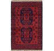 Link to 3' 1 x 4' 9 Balouch Persian Rug