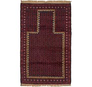 Link to Unique Loom 2' 9 x 4' 9 Balouch Persian Rug