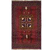 Link to 2' 6 x 4' 9 Balouch Persian Rug