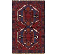 Link to 3' 1 x 5' Balouch Persian Rug