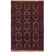 Link to 90cm x 137cm Balouch Persian Rug