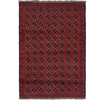 86x130 Balouch Rug