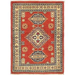 2' 2 x 3' Kazak Rug