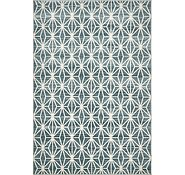 Link to 5' 3 x 7' 8 Monogram Rug