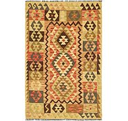 Link to Unique Loom 3' 3 x 5' 2 Kilim Maymana Rug