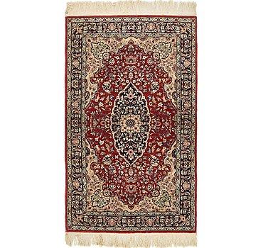 91x157 Isfahan Rug