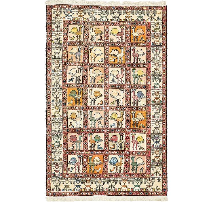 3' 10 x 6' Tapestry Rug
