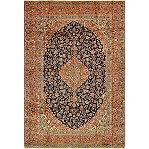 Unique Loom 11' 8 x 17' 2 Kashan Persian Rug