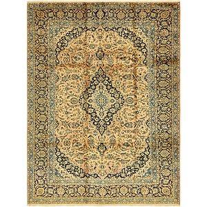 8' 5 x 11' 4 Kashan Persian Rug