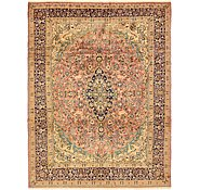 Link to 9' 7 x 12' 5 Kerman Persian Rug