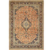Link to 9' 2 x 13' 3 Kashan Persian Rug